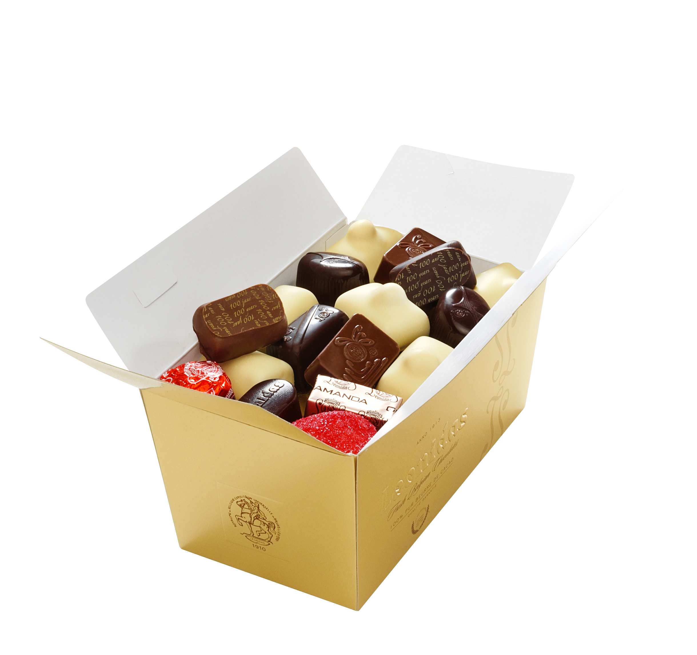General Chocolates assortment image